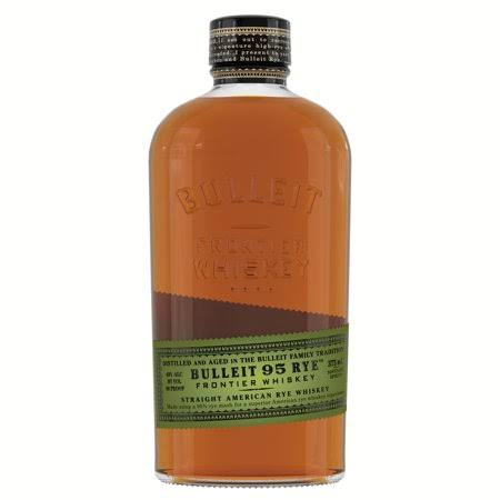 Bulleit Whiskey, Frontier, Bulleit 95 Rye - 375 ml