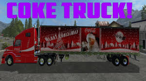 Farming Simulator 17 Christmas Coke Truck!! - YouTube Coca Cola Christmas Truck Tour Dates Announced 2015 Great Days Out Coca Cola Pepsi 7up Drpepper Plant Photosoda Bottle Vending Coke Truck For Malaysia Is It Pinterest Cacola Interactive Map Gb 443012 Led Light Up Red Amazoncouk In Belfast Live 1980s With Accsories Spotted Studio All Set Cacola Philippines Mickey Bodies Cocacola Liverpool 2017 Echo Bottling Coplant Photococa Machine The Onic Tower Bridge Ldon
