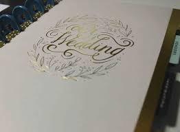 Diy Wedding Binder Inspirational Planner Cover