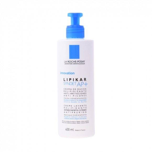 La Roche Posay Lipikar Syndet AP Plus Lipid Replenishing Cream Wash - 400ml