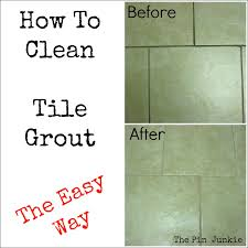best what is the best way to clean bathroom tiles home design