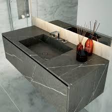 hängender waschtisch unterschrank basic i conci marmor