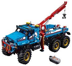 100 Free Tow Truck Games LEGO Technic 6x6 All Terrain 42070 Walmartcom