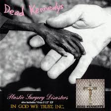 Dead Kennedys Halloween Tab by Plastic Surgery Disasters In God We Trust Inc Dead Kennedys