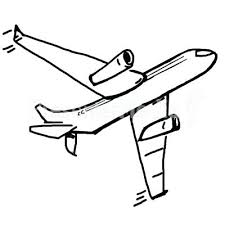 airplane clipart id single airplane sketch presentation toy plane clipart black and white