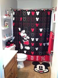 Mickey Minnie Bathroom Decor by Bathroom Ideas Disney Kids Bathroom Sets With Mickey Mouse Shower