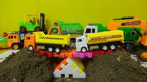 Baby Toys - Build Bridges For Trucks, Cars Passing Through| Video ... Kids Fire Truck Ride On Pretend To Play Toy 4 Wheels Plastic Wooden Monster Pickup Toys For Boys Sandi Pointe Virtual Library Of Collections Wyatts Custom Farm Trailers Fire Truck Fit Full Fun 55 Mph Mongoose Remote Control Fast Motor Rc Antique Buddy L Junior Trucks For Sale Rock Dirts Top Cstruction 2015 Dirt Blog Car Transporter Girls Tg664 Cool With 12 Learn Shapes The Trucks While