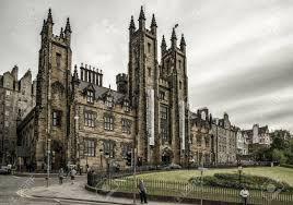 100 Edinburgh Architecture EDINBURGH SCOTLAND MAY 19 Building Of New College The University
