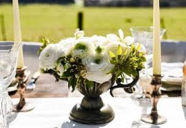 Neutral Colour Scheme Table Styling With A Hint Of Gold SHOP THIS LOOK