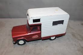 Vintage Tonka Truck Camper 1960's Red Jeep And 50 Similar Items