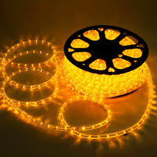 150 LED Rope Light 110V 2 Wire Party Home Christmas Outdoor Xmas