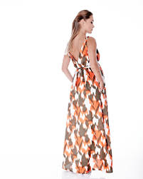 imanimo stephanie maxi maternity dress s m
