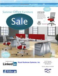 Royal Summer Furniture Flyer Team Workstation Availablefinishes WhiteLaminatewithEspressoorModernWalnut BevelEdge PLBE30724 PLTVLEG48602 329 Sale