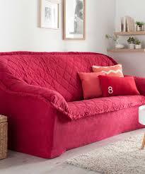 rehousser un canapé housse préformée microfibre canapé et fauteuil taupe textile de