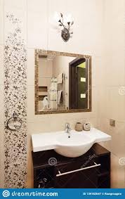 Bathroom Design In Golden And Brown Colors Stock Image - Image Of ... Bathroom Materials Bath Designs And Colors Tiles Tubs 10 Best Bathroom Paint Colors Architectural Digest 30 Color Schemes You Never Knew Wanted Williams Ceiling Finish Sherwin Floor White Ideas Inspiration Gallery Sherwinwilliams Craft Decor Tiles Inspirational Brown For Small Bathrooms Apartment Therapy 5 Fresh To Try In 2017 Hgtvs Decorating Design Use A Home Pating Duel Restroom Commerical Restrooms Design