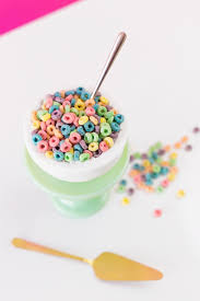 Cereal Bowl Cake 3