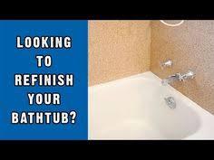 don t replace refinish plastic bathtub refinishing do you