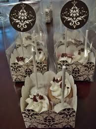 Ceramic Christmas Tree Bulbs Hobby Lobby by Mini Cake Pops And Cupcakes In Party Favor Packaging From Hobby