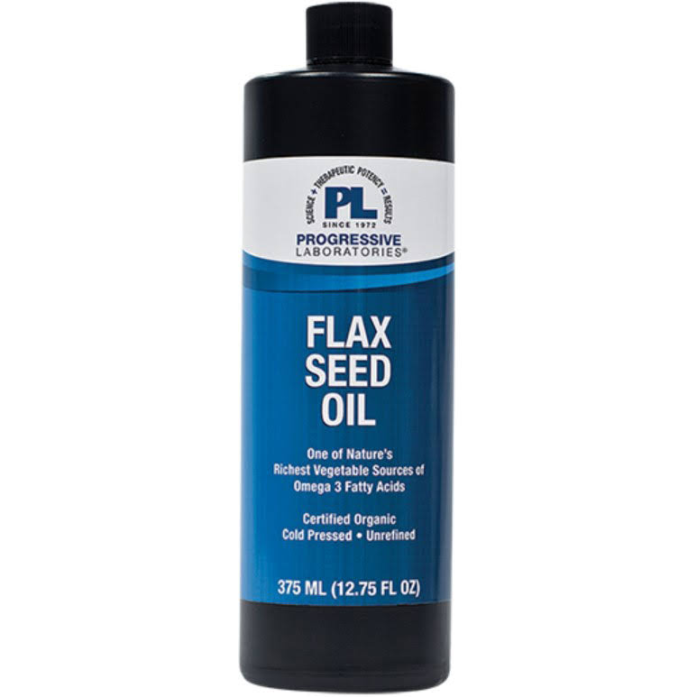 Progressive Labs Flax Seed Oil 12.75 oz