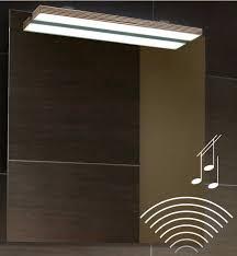 sound wenn der badezimmerspiegel zum bluetooth sound system