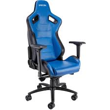Spieltek Admiral Gaming Chair (Blue) Killabee 8212 Black Gaming Chair Furmax High Back Office Racing Ergonomic Swivel Computer Executive Leather Desk With Footrest Bucket Seat And Lumbar Corsair Cf9010007 T2 Road Warrior White Chair Corsair Warriorblack By Order The 10 Best Chairs Of 2019 Road Warrior Blackwhite Blackred X Comfort Air Red Gaming Star Trek Edition Hero