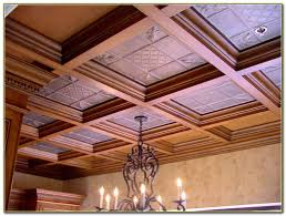 2x4 Acoustical Ceiling Tiles Home Depot by Avalon Ceiling Tiles Faux Tin Ceiling Tiles Glue Up Home Depot