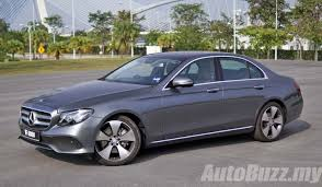 mercedes e class range mercedes w213 e class range is now ckd up to rm47k from