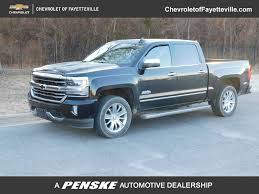 100 Penske Bucket Truck Rental 2016 Used Chevrolet Silverado 1500 4WD Crew Cab 1435 High Country