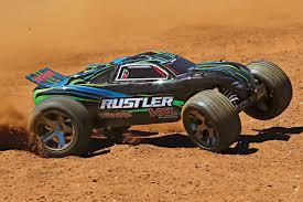 100 Traxxas Stadium Truck Rustler VXL Brushless 110 RTR WTQi 24GHz