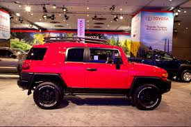 2012 Toyota FJ Cruiser Trail Teams Special Edition | Top Speed