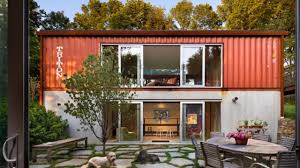 100 Adam Kalkin Architect S Old Lady House Is A Modern Shipping Container