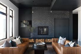 100 Mountain Modern Design Traverse Basement Rec Room Kitchen Theater