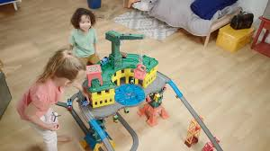 fisher price thomas friends super station playset toys r us
