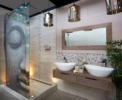 inspiration salle de bain zen decoration deco nature cocooning