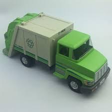 100 Garbage Truck Tab Playmobil Green Recycling C1400 5938 EBay