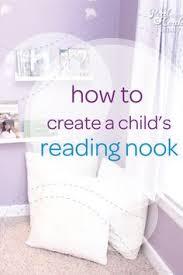 Kids Bedroom Ideas Create A Cozy Reading Nook