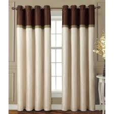 eclipse thermaback microfiber grommet blackout curtain panel for