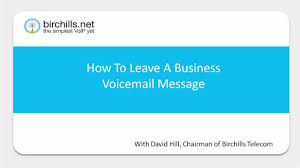 How To Leave A Business Voicemail Message - YouTube Voicemail Voip Telecommunications Netgear Dvg1000 With Voice Mail Adsl2 Wifi 4port Router Ios 10 New Features Phone Contacts Api Portal And Password Reset Youtube How To Your Password Check Voicemail On The Grandstream Gxp2140 Gxp2160 Configuring An Spa9xx Phone For Service Cisco One Shoretel Ip480 8line Voip Visual Office Telephone 4 Ivr Example Aaisp Support Site Information Technology Washington To Leave Retrieve Msages Tutorial