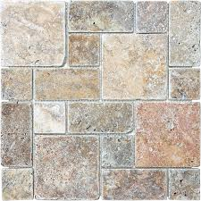 Galvano Charcoal Tile Sizes by Shop At Lowes Com