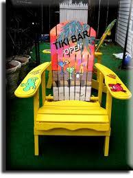 Custom Painted Margaritaville Adirondack Chairs by 205 Best Adirondack Chairs Images On Pinterest Adirondack Chairs