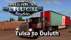 American Truck Simulator - Gameplay - Tulsa (Oklahoma) To Duluth ... Monster Trucks In Tulsa Ok Movie Tickets Theaters Showtimes And Miller Truck Lines Tnsiam Flickr Semi Crash The Latest Fox23 News Videos 2019 New Freightliner M2 106 Trash Video Walk Around At Melton Rays Photos Carrying African Americans To Safety During The Race Mark Allen Buick Gmc Sapulpa Used Car Dealer Ferguson Is The Metro For Cars Window Cleaning Bubble Gleaming Glass Sierra 1500 Vehicles Sale