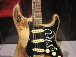 Stevie Ray Vaughan Number One Fender Stratocaster Guitar