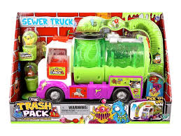 Moose Toys The Trash Pack Sewer Truck - Walmart.com
