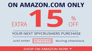 SpyCrushers 15% Off Store Wide Amazon Coupon Code Create Coupon Codes Handmade Community Amazon Seller Forums How To Generate Coupon Code On Central Great Uae Promo Codes Offers Up 75 Off Free Black And Decker Amazon Code Radio Shack Coupons 2018 Coupons 2019 50 Barcelona Orange Jersey Tumi Discount Uk The Rage 20 Archives Make Deals Add A Track An After Product Launch