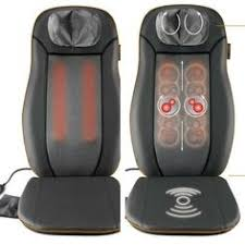Back Massage Pads For Chairs by Byriver Latest 3d Airbag Electric Vibrating Kneading Shiatsu Car