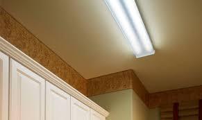 fluorescent lighting kitchen fluorescent light fixture covers