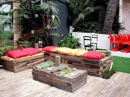 Black Pallet Patio Furniture Outdoor Garden Chair Vulcanlyric Backyard Ideas Inspirational Diy
