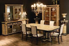 Elegant Dining Room Furniture Layout