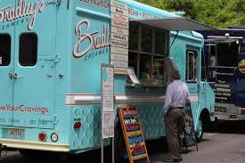 Nashville Food Truck Friday : Bradley's Curbside Creamery