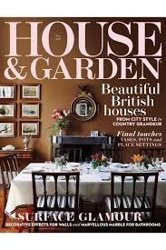 100 Magazine Houses House Garden S Top 100 Covers 70th Anniversary House